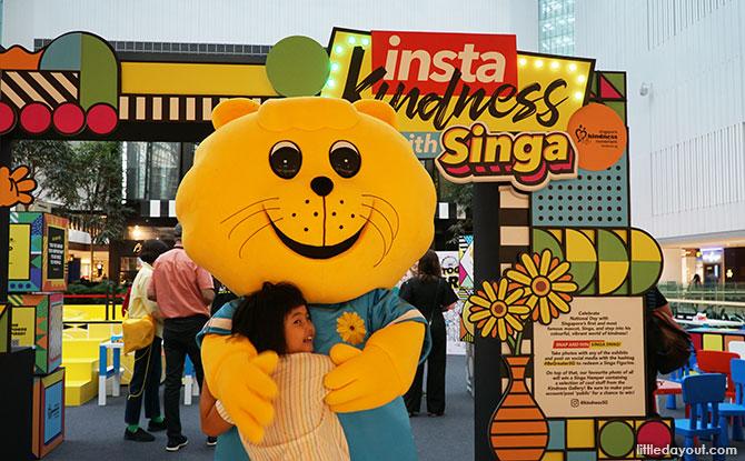 Meet with Singa