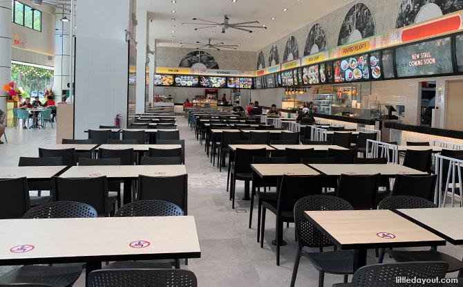 Koufu Food Court at Woodlands Height