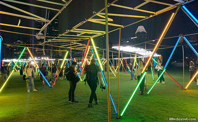 10 light to night festival 2020