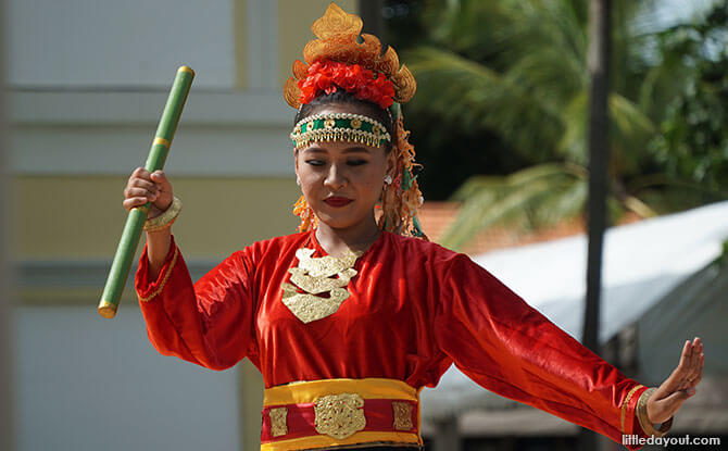 Malay CultureFest 2019 - Malay Heritage Centre