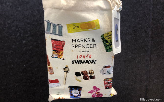 Shop And Receive Limited-Edition Marks & Spencer Tote Bag