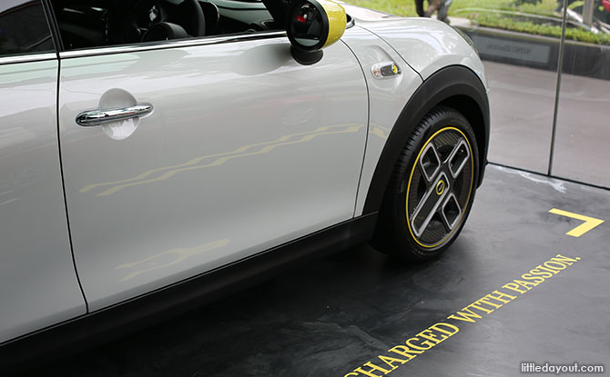 MINI Electric: Charged with attention to detail