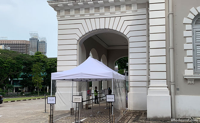 National Museum of Singapore Phase 2 Reopening