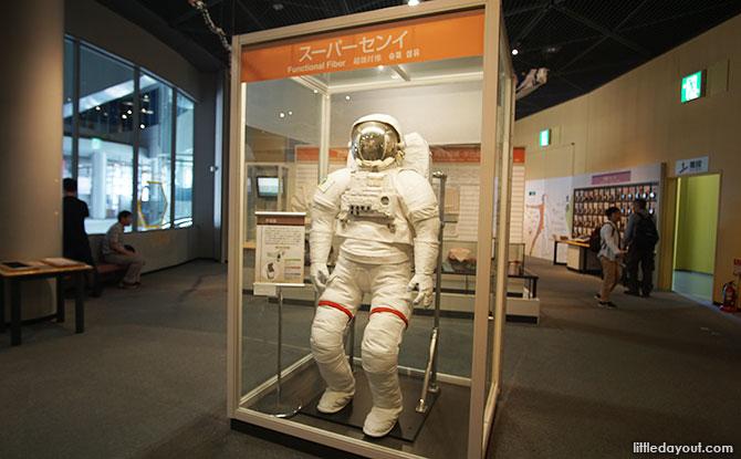 Materials, Osaka Science Museum