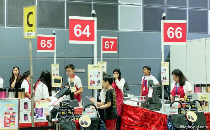 Popular BookFest Singapore