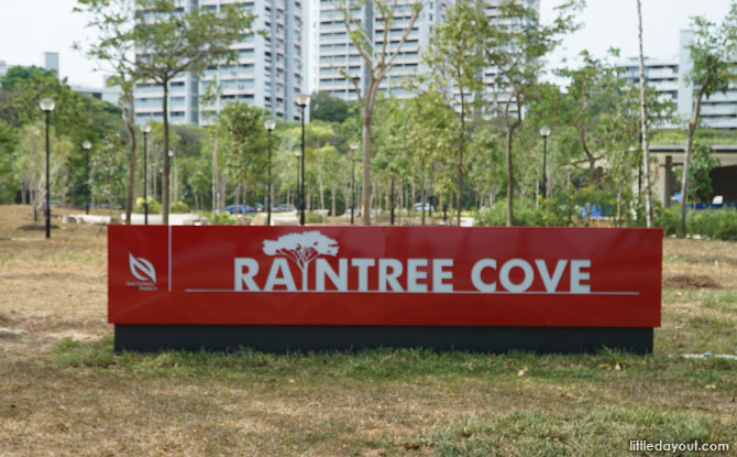 Raintree Cove, East Coast Park, Singapore