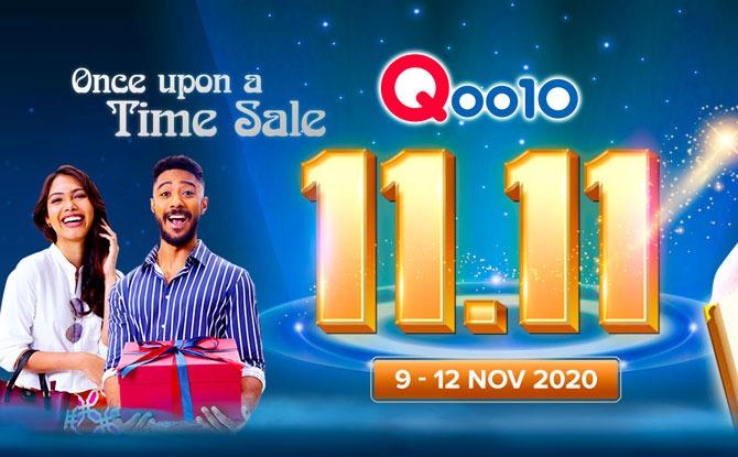 11.11 Sales Qoo10