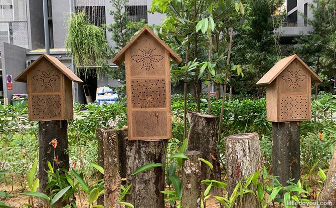 Bee houses