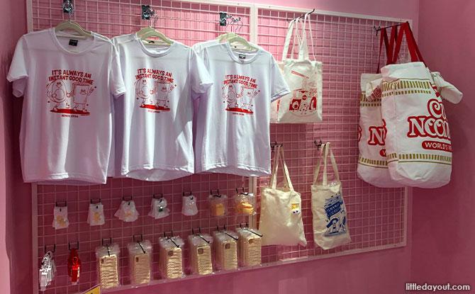 """Slurping Good"" Merchandise Shop"