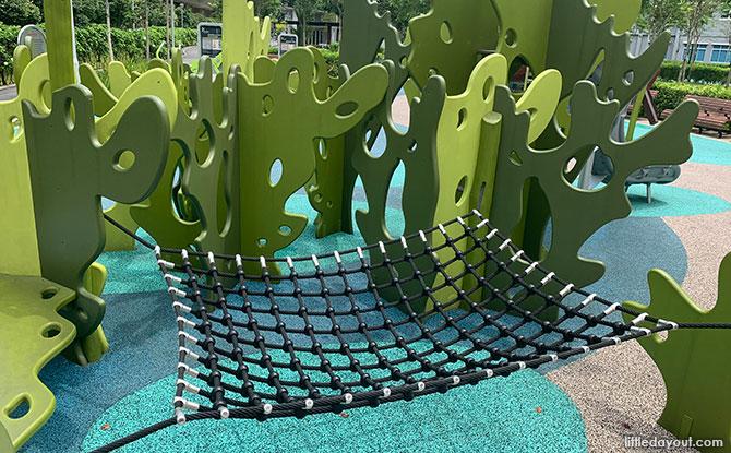 Lounge Hammock at Sun Natura