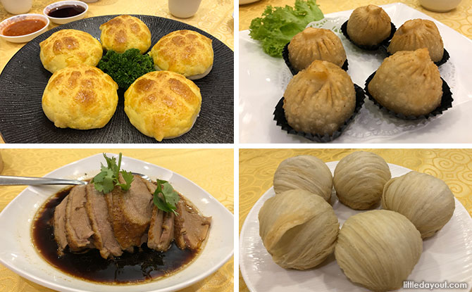 All-You-Can-Eat Afternoon Tea Dim Sum Buffet at Swatow