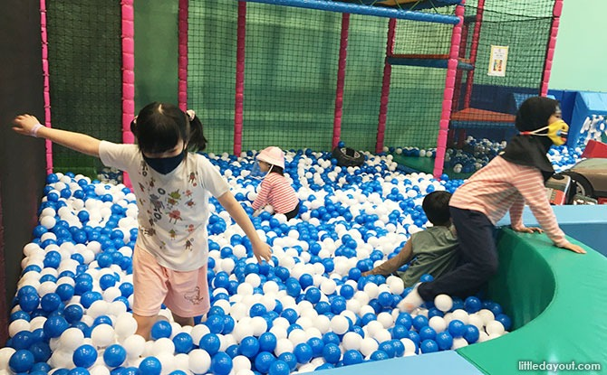 Ball Pit Duels