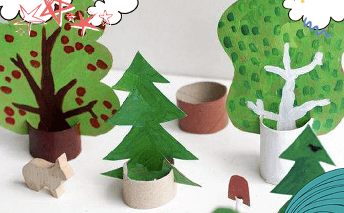 100 and 100 More: Craft Your Spirit Plant/Tree!