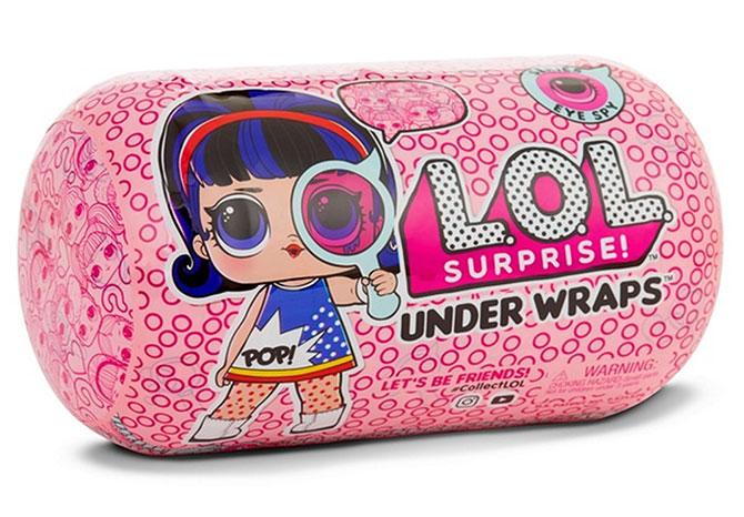 LOL Surprise! Under Wraps Doll