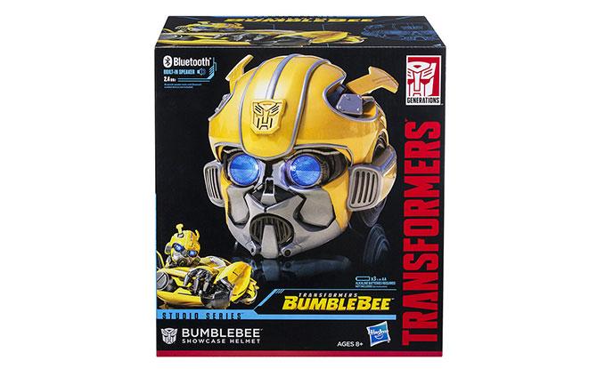Bumblebee Movie Showcase Helmet