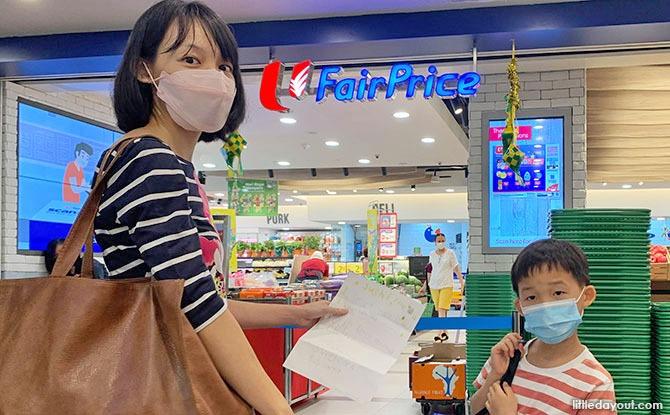Fantastic Foodventure with FairPrice