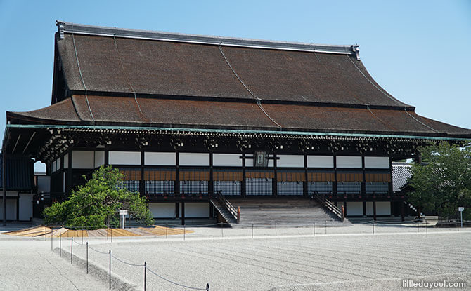 Kyoto Imperial Palace: Where Japan's Emperors Lived