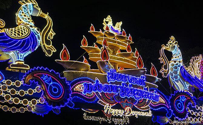 Little India Light-Up 2018: Deepavali Celebrations