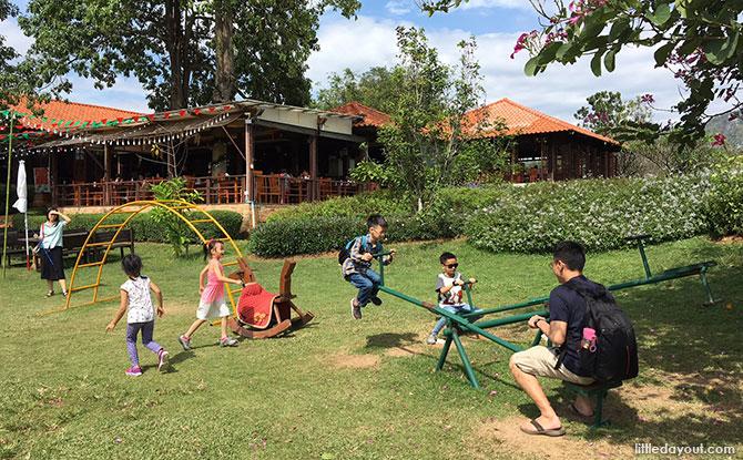 Playground at PB Valley