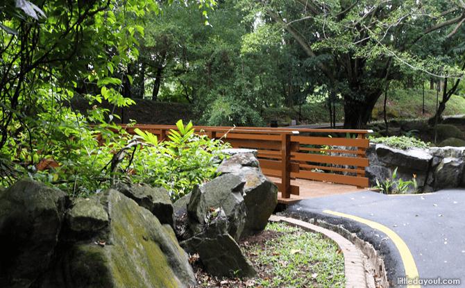 Bukit Panjang Neighbourhood 5 Park