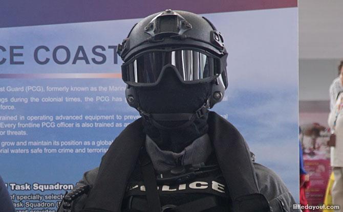 Police Community Roadshow 2018: Fast Cars, Capability Showcase & Activities