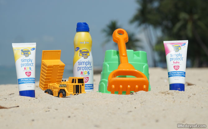 All You Need for a Day in the Sun at the Best Beaches in Singapore