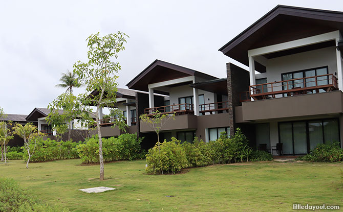 Villas at The Residence Bintan