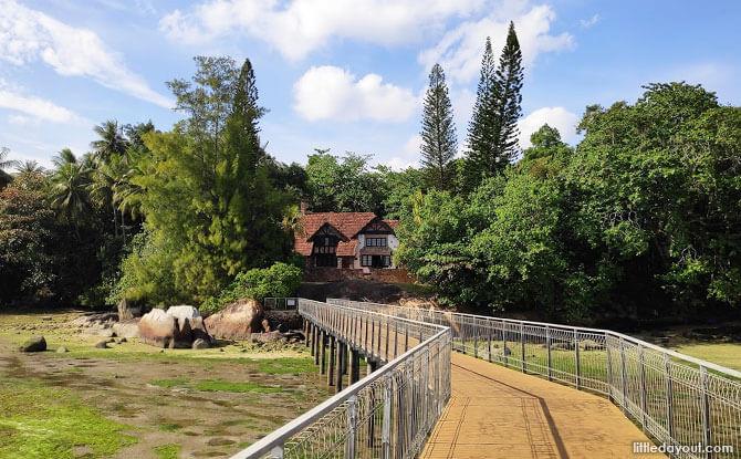 Chek Jawa House No. 1
