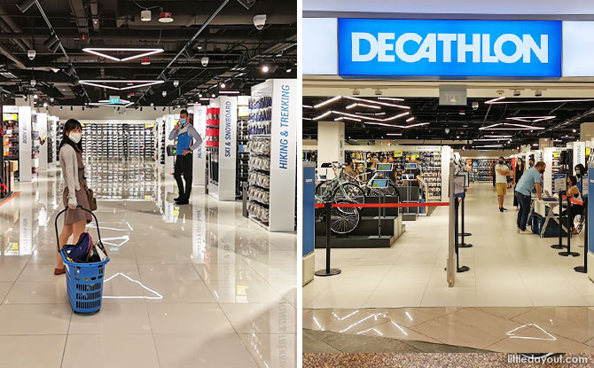 5 Reasons To Visit Decathlon Centrepoint At Orchard Road