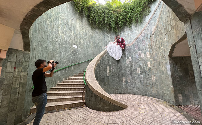 Fort Canning Tree Tunnel: How To Find This Popular Photo Spot