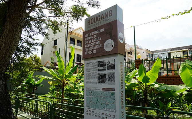 new Hougang Heritage Trail
