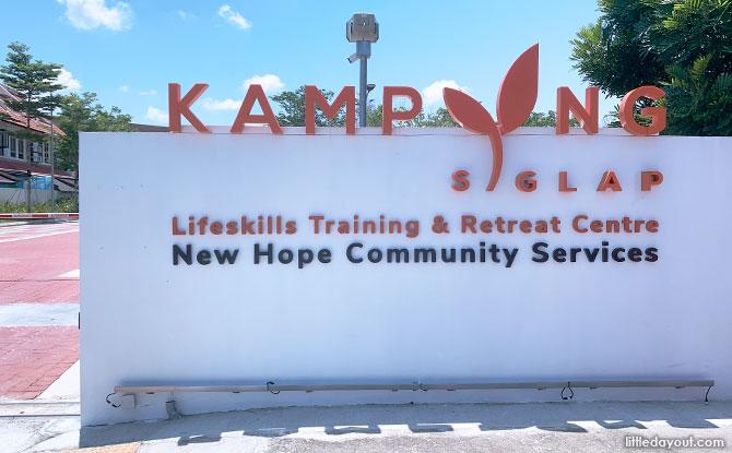 Kampung Siglap Lifeskill Training & Retreat Centre