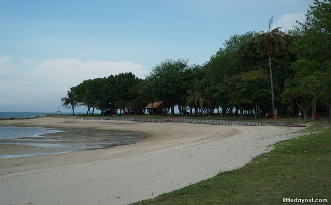 Beaches of Kusu Island - Things to do on Kusu Island