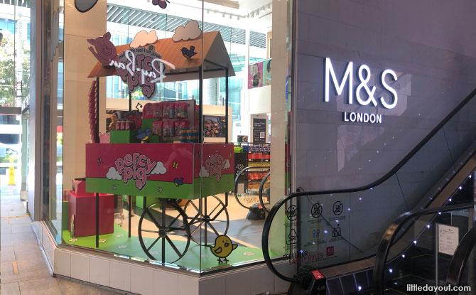 Marks & Spencer 313 @ Somerset Pop-Up