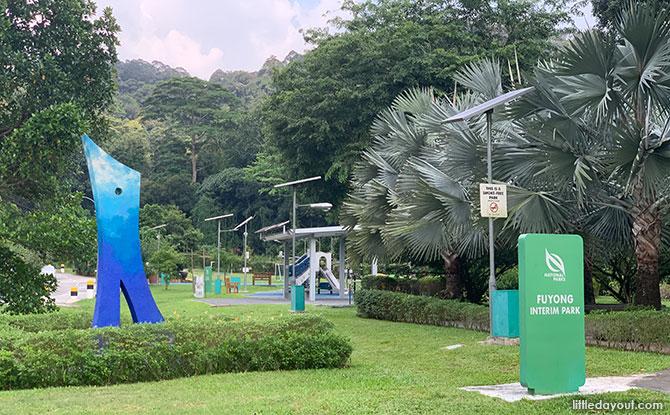 Fuyong Interim Park