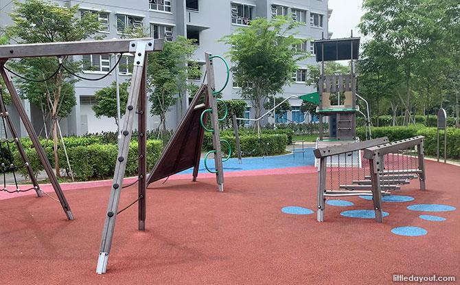 Sun Natura Playground