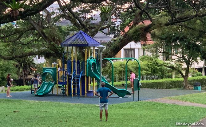 Sunset Way Playground