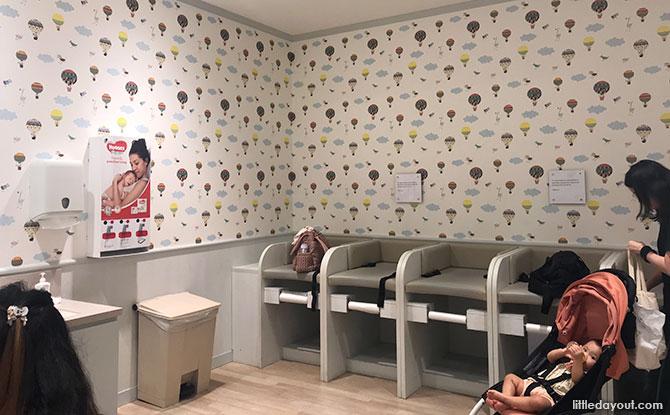 11 takashimaya nursing room 6
