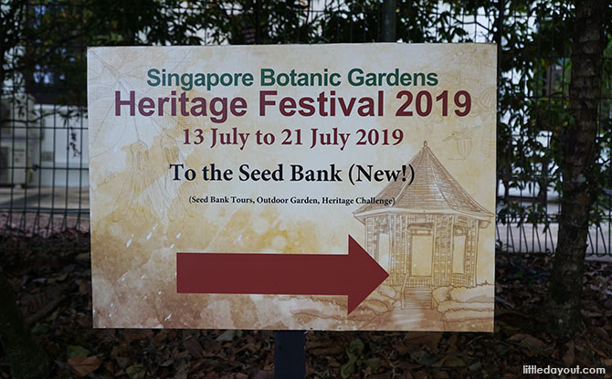 Singapore Botanic Gardens Heritage Challenge