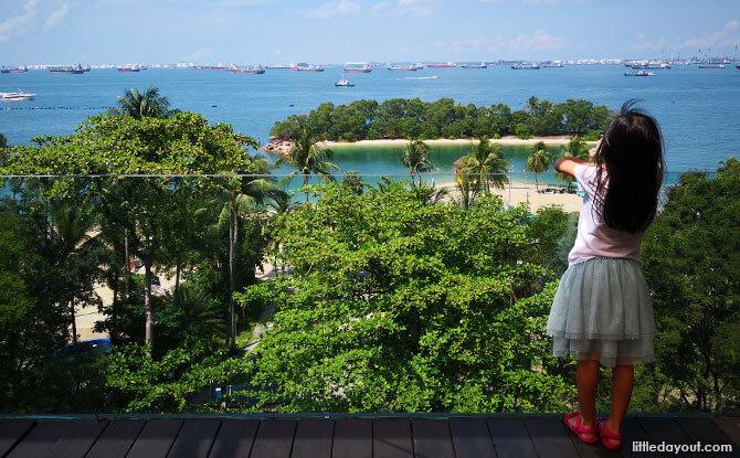 Siloso Beach Resort Weekend