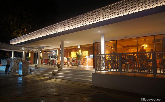 Trapizza, Siloso Beach
