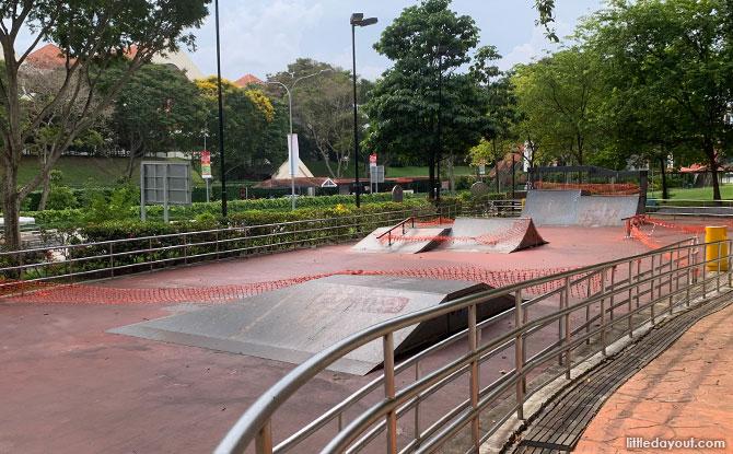 Bishan Harmony Park Skate Park