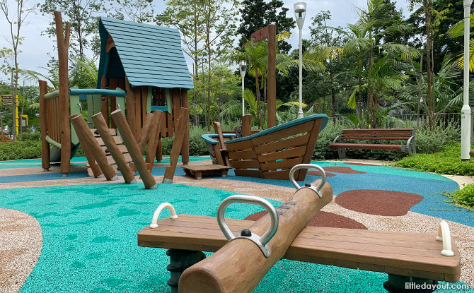Boat Playground - Canberra