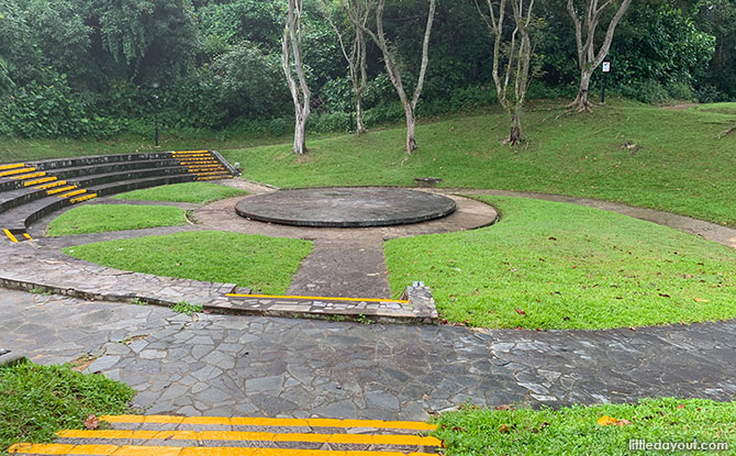Amphitheatre at Clementi Woods