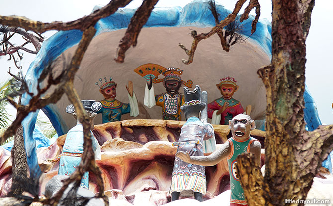Haw Par Villa 2019: A Fresh Look At The Iconic Attraction