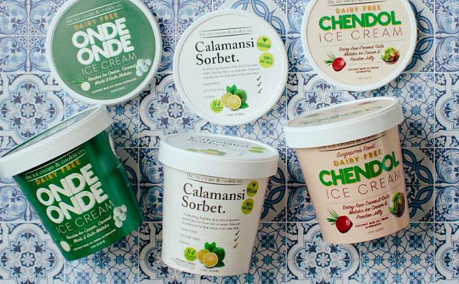 Ice Cream Cookie Co