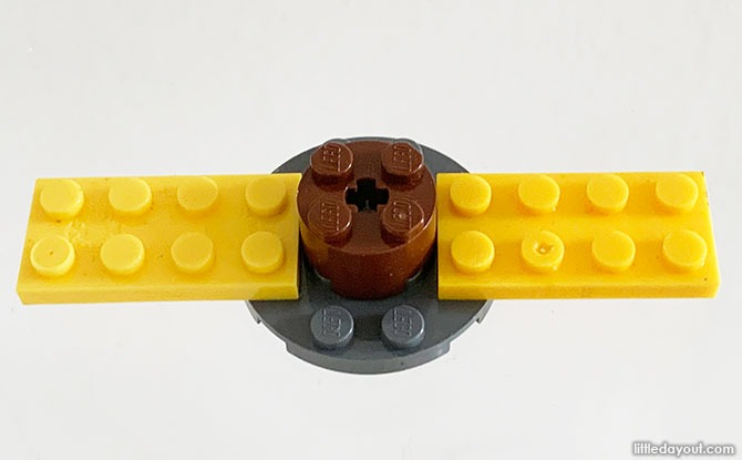 LEGO Spinning Top Body