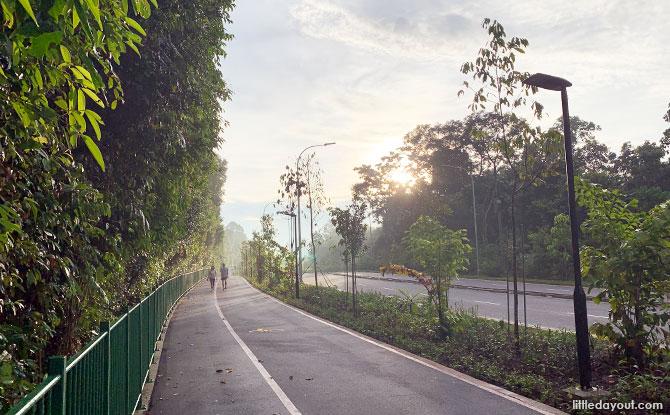 Lornie Nature Corridor