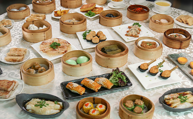 Swatow Seafood Restaurant Offers Exclusive Price For Signature Items And All You Can Eat Dim Sum Buffet