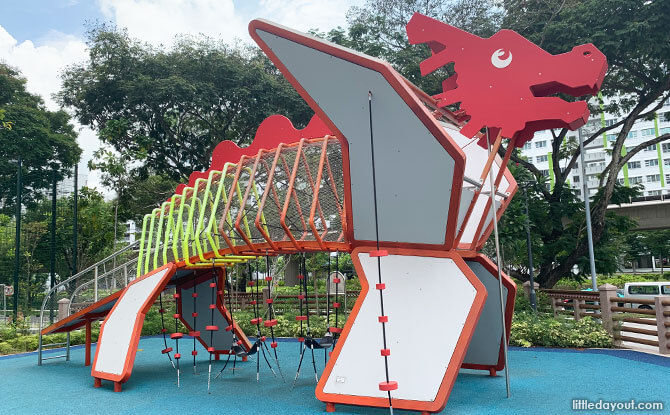 Woodlands Dragon Playground